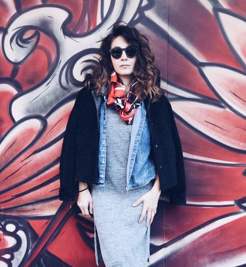 Milan scarf Chic – choice of our ambassador Burcu
