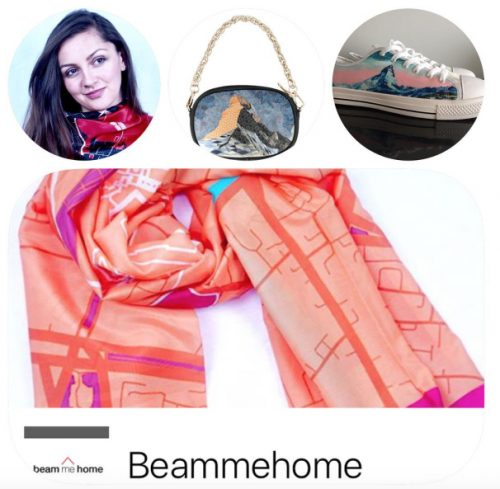 Beammehome  Social Media channels