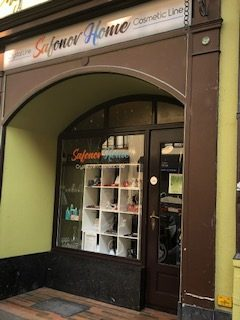 The opening of new Beammehome pop-up store in Vevey, Switzerland.